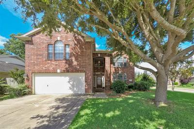 Missouri City Single Family Home For Sale: 3702 Cedar Valley Drive