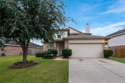 Katy TX Single Family Home For Sale: $220,000