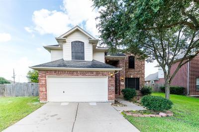 Stafford, Stafford Texas Single Family Home For Sale: 603 Wheelhouse Drive