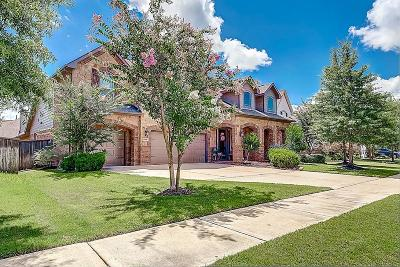 Katy Single Family Home For Sale: 10610 Lindabury Hollow Drive