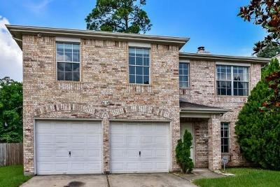 Spring TX Single Family Home For Sale: $156,900