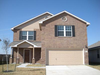 Katy Single Family Home For Sale: 3522 Bright Moon Court