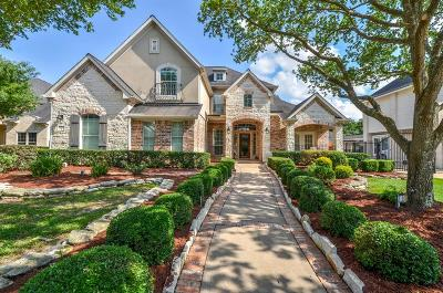 Katy Single Family Home For Sale: 22207 Indigo Pines Lane