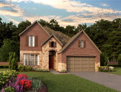 Hockley Single Family Home For Sale: 17635 Cypress Hilltop Way