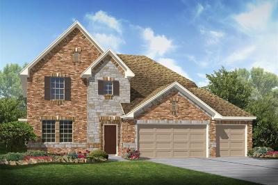 Dickenson, Dickinson Single Family Home For Sale: 4309 Parkview Terrace Lane