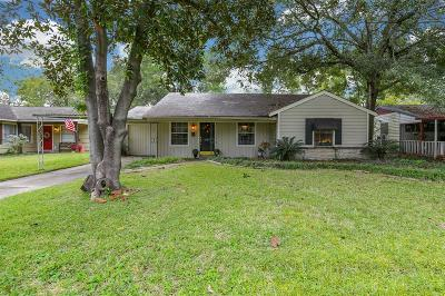 Houston TX Single Family Home For Sale: $365,000