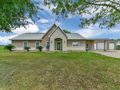 Hockley Farm & Ranch For Sale: 15310 Mound Road