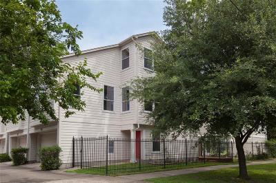 Midtown Condo/Townhouse For Sale: 3004 Austin Street