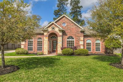 Conroe Single Family Home For Sale: 1804 Pembrook Circle