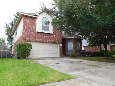 Humble TX Single Family Home For Sale: $199,900