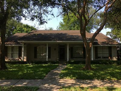 Houston TX Single Family Home For Sale: $324,999