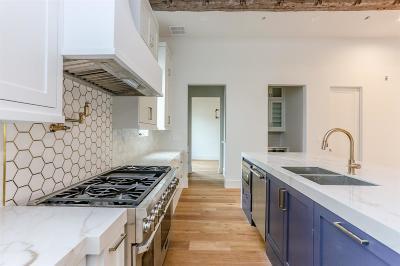 Houston Single Family Home For Sale: 2436 Nantucket Drive