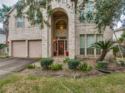 Sugar Land Single Family Home For Sale: 2403 Waterwood Drive