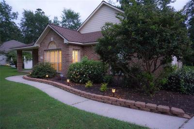 Magnolia Single Family Home For Sale: 7507 Ramblewood Drive