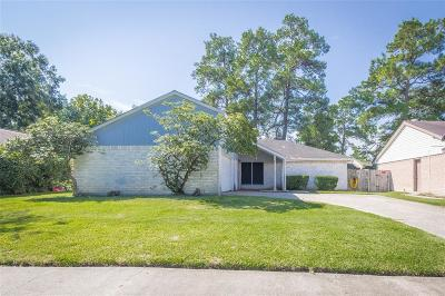 Spring Single Family Home For Sale: 5914 Yorkgate Drive