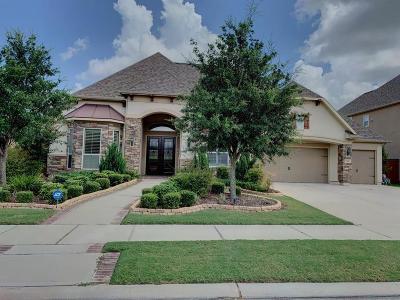 Richmond Single Family Home For Sale: 17614 Melmore Drive