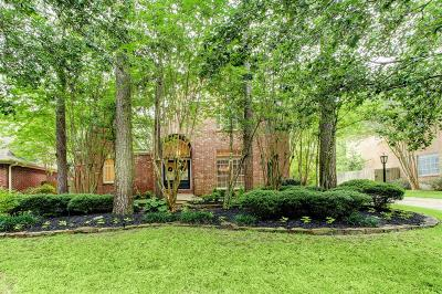 The Woodlands Single Family Home For Sale: 35 Grey Finch Court