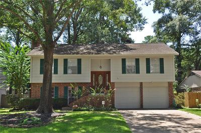 Kingwood Single Family Home For Sale: 3134 Silver Falls Drive