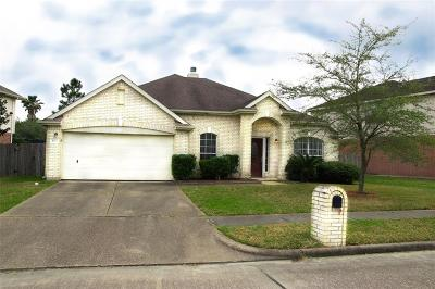 Friendswood Single Family Home For Sale: 4923 Quiet Canyon Drive