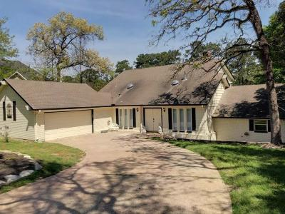 Conroe Single Family Home For Sale: 713 Brook Hollow Drive