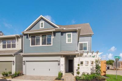 Houston Single Family Home For Sale: 1520 Biondo Way
