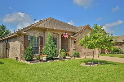 Cypress Single Family Home For Sale: 14611 Gervaise