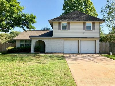 Houston Single Family Home For Sale: 19303 Bentvine Circle