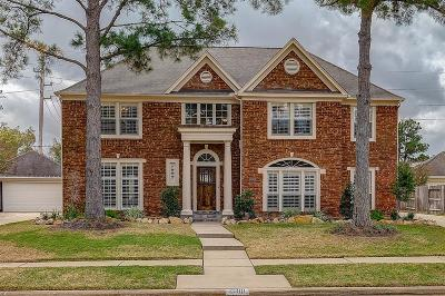 Cypress Single Family Home For Sale: 20811 Chappell Knoll Drive