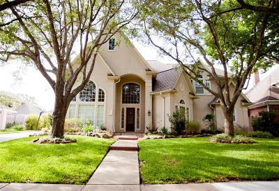 Sugar Land Single Family Home For Sale: 3214 Oakmont Drive