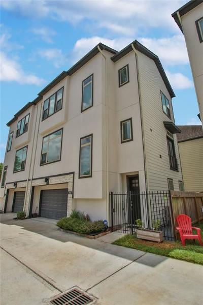 Shady Acres Condo/Townhouse For Sale: 911 W 24th Street