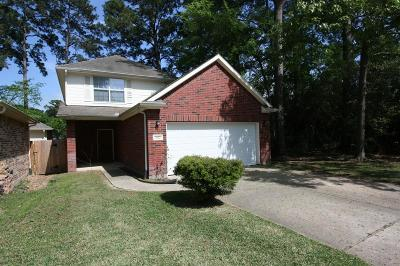 Montgomery Single Family Home For Sale: 2822 Whitman Drive