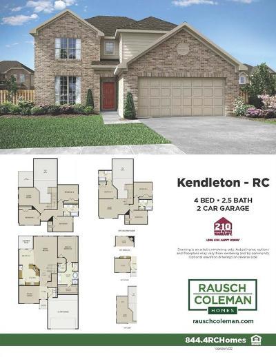 Rosenberg Single Family Home For Sale: 6219 Kolle Drive