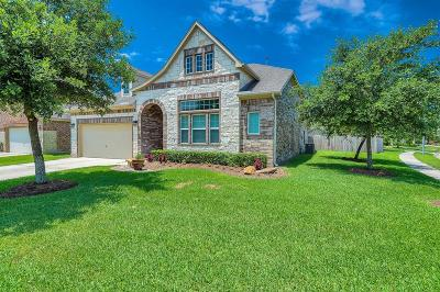 Brookshire Single Family Home Pending: 10119 Winding Creek Lane
