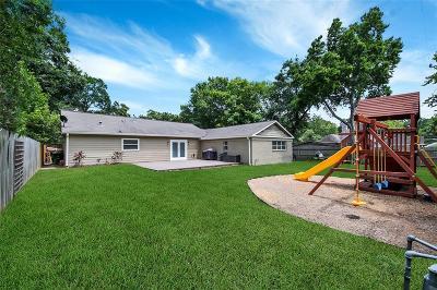 Houston Single Family Home For Sale: 1307 Moorhead Drive