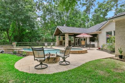 Tomball Single Family Home For Sale: 22826 Timberlake Creek Road