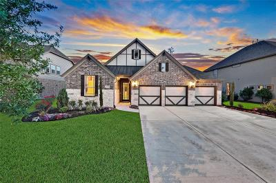 Tomball Single Family Home For Sale: 9022 Charncross Lane