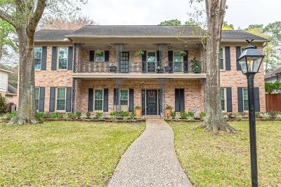 Houston Single Family Home For Sale: 5510 Graystone Lane