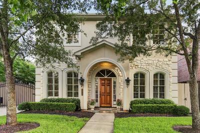 Houston Single Family Home For Sale: 3815 University Boulevard