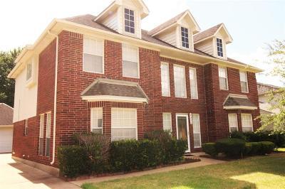 Pasadena Single Family Home For Sale: 4311 Glen Avon Drive