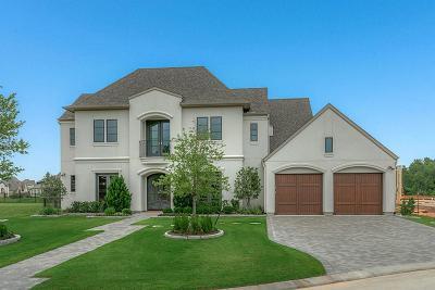 Spring Single Family Home For Sale: 6806 E Warwick Lake Lane