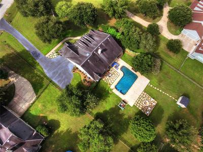 Fulshear TX Single Family Home For Sale: $523,790