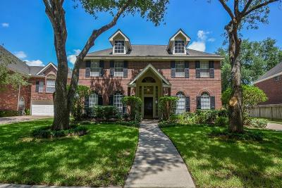 Sugar Land Single Family Home For Sale: 3334 Vista Lake Drive