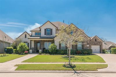 Fulshear Single Family Home For Sale: 5139 Sugarberry Crescent