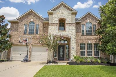 Rosenberg Single Family Home For Sale: 7521 Crescent Lake Court