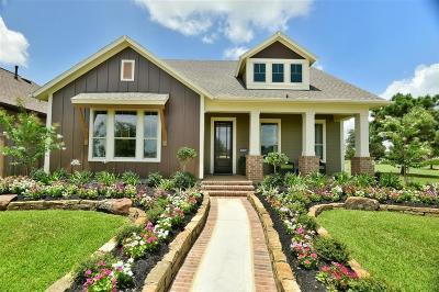 Cypress Single Family Home For Sale: 18306 Central Creek Dr