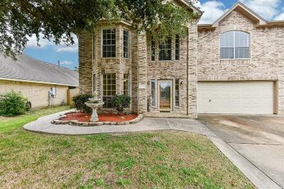 Pasadena Single Family Home For Sale: 6818 Corinth Drive