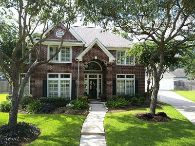 Sugar Land Single Family Home For Sale: 4910 Aberdeen Circle