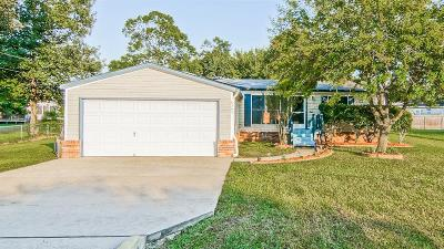 Conroe TX Single Family Home For Sale: $117,500