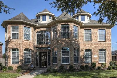 Pearland Single Family Home For Sale: 3803 Houston Lake Drive