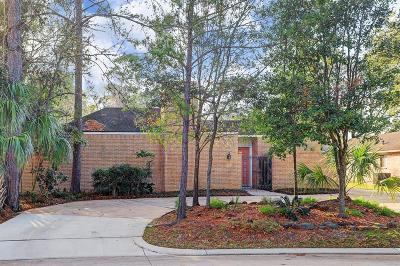 Houston Single Family Home For Sale: 8443 Hunters Creek Drive